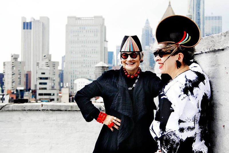 Idiosyncratic Fashionistas New York