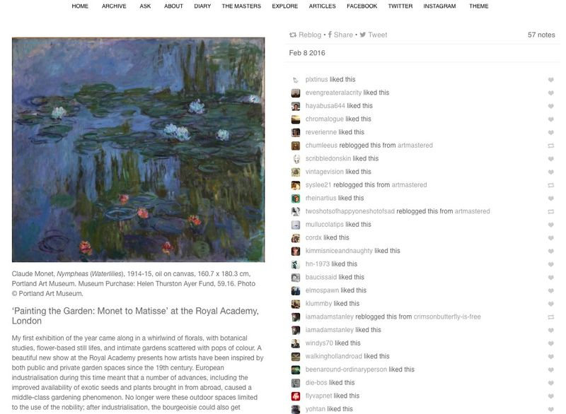 Exhibition review for 'Painting the Garden: Monet to Matisse' at the Royal Academy