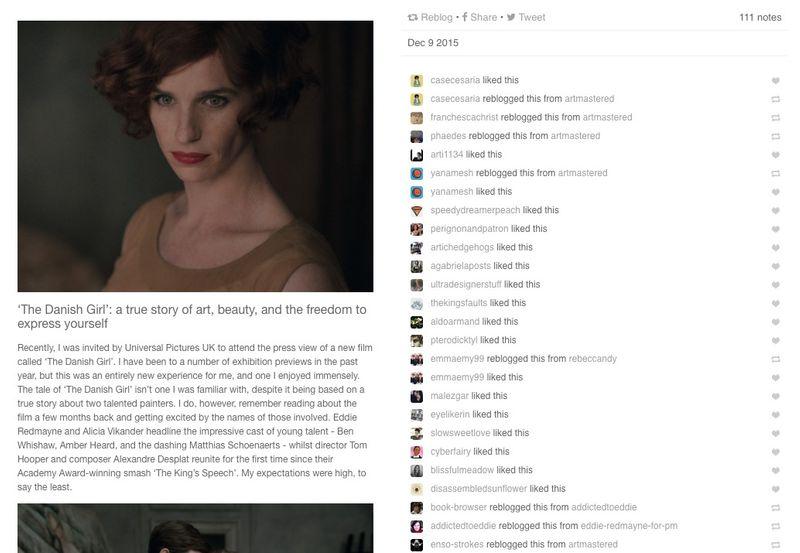'The Danish Girl' review