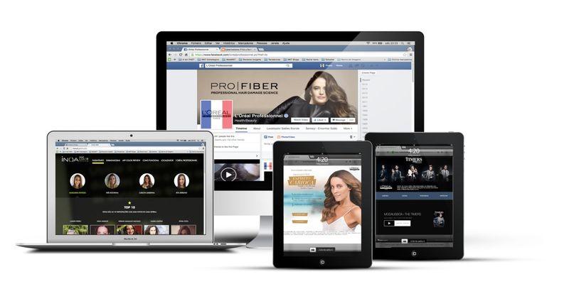 Social Media - L'Oreal Professionnel PT