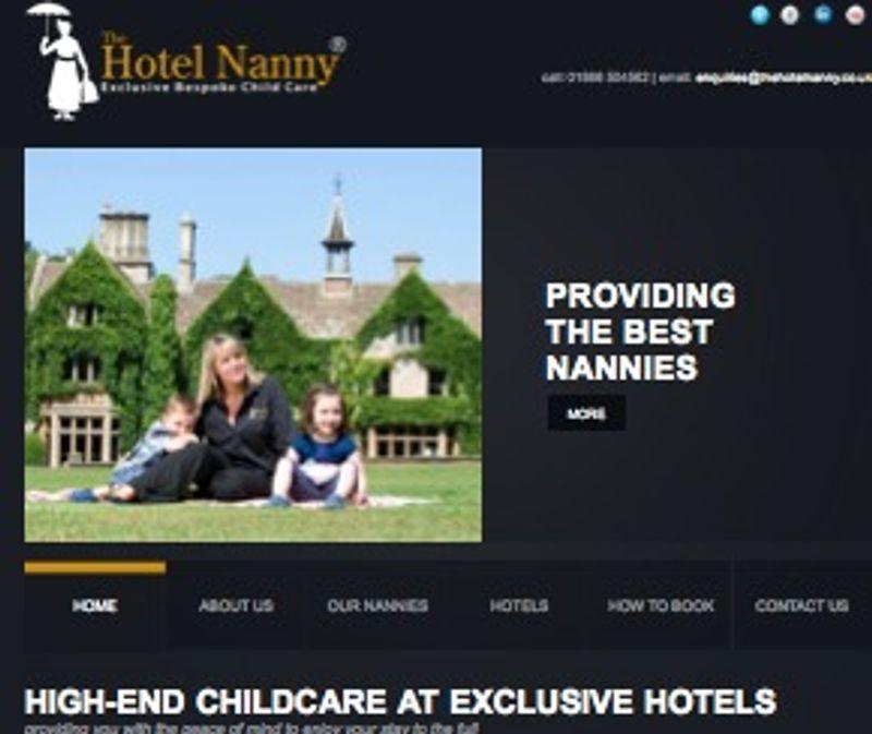 Marketing & PR for The  Hotel Nanny