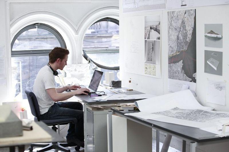 Edinburgh College of Art - Architecture