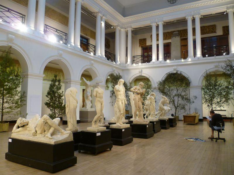 Edinburgh College of Art - Sculpture