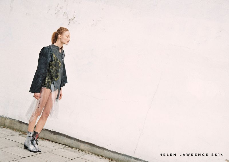 Helen Lawrence SS14 Look Book
