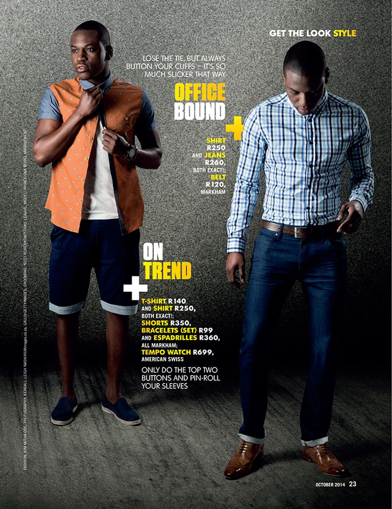 Commercial Retouching: Fashion