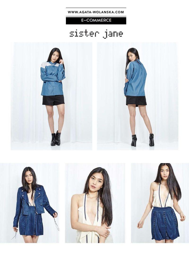 E-commerce Photographer - Brand Sister Jane- 100% Digital Production