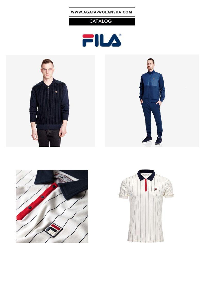 E-commerce Photographer - Brand Fila- 100% Digital Production