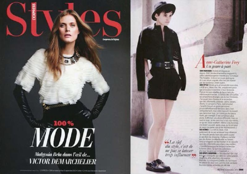 L´Express styles magazine
