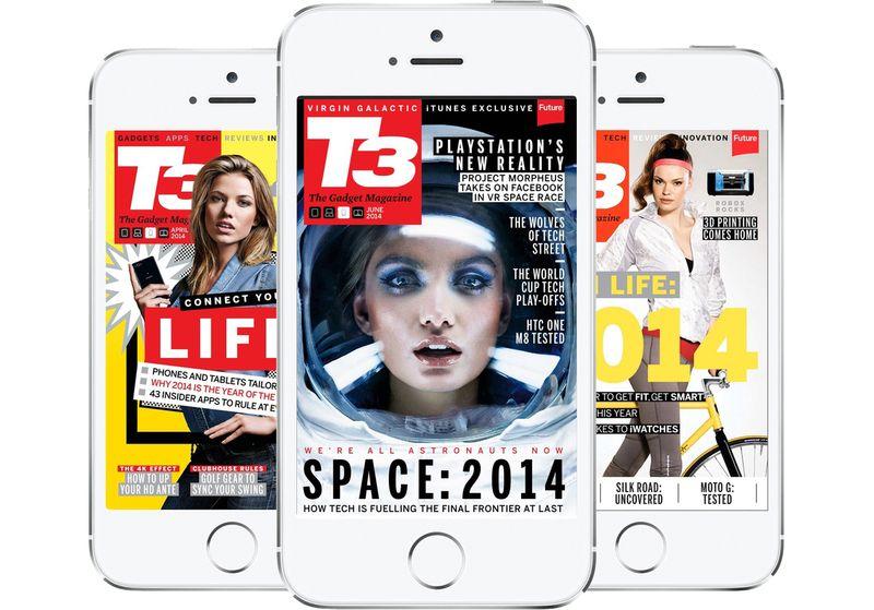 T3 iPhone