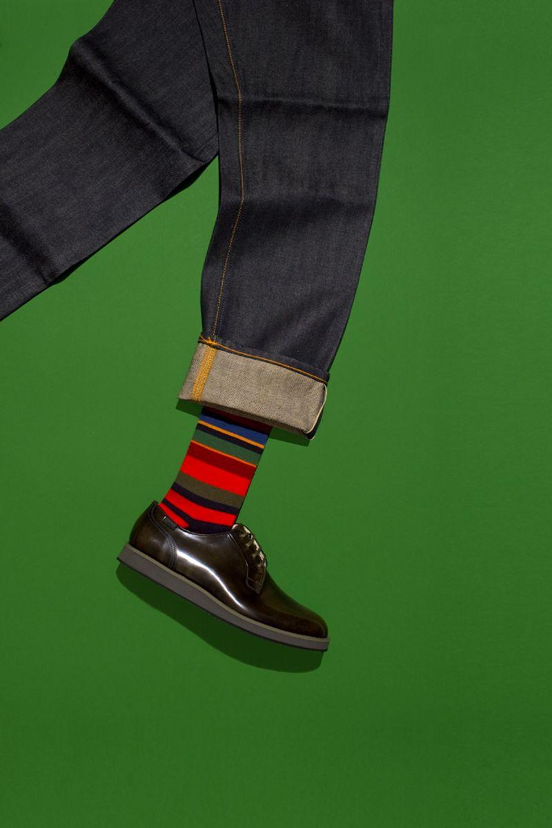 Palette - Sock wear Campaign