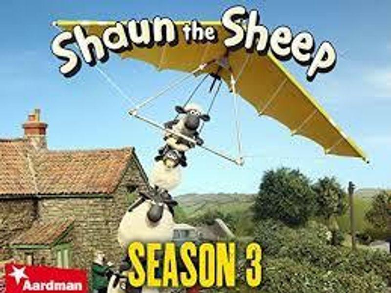 Shaun the Sheep. Series Three.