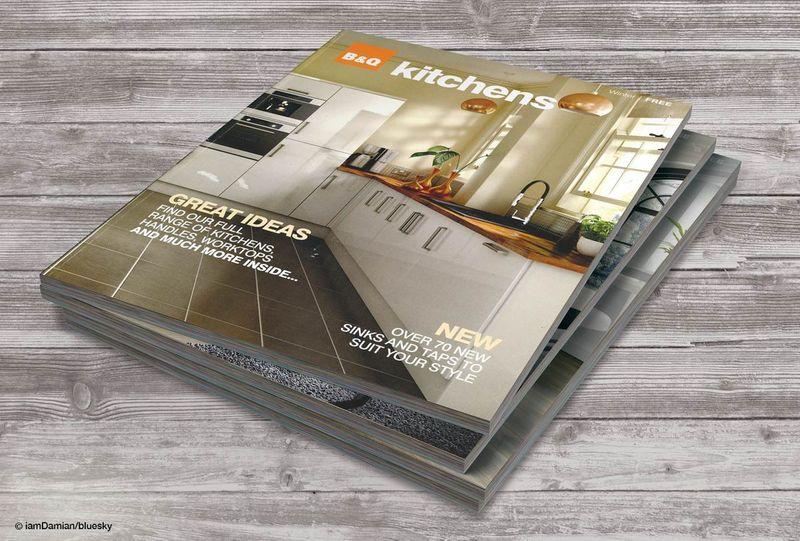 B&Q Kitchens Brochure