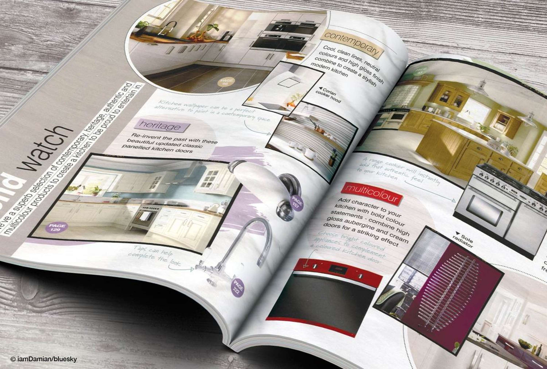 B Q Kitchens Brochure The Dots