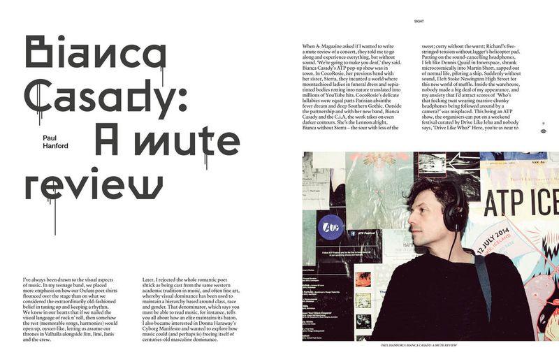 A-Magazine UK
