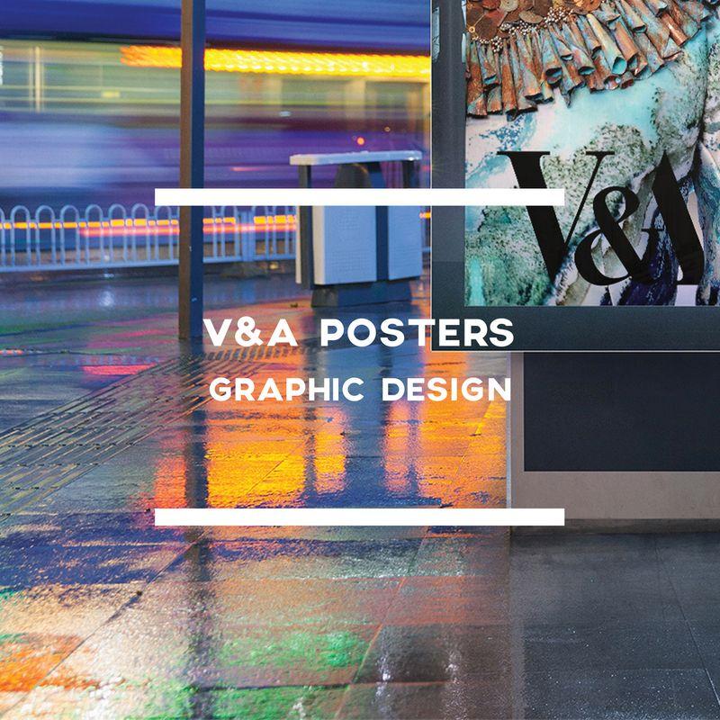 V&A Poster Design