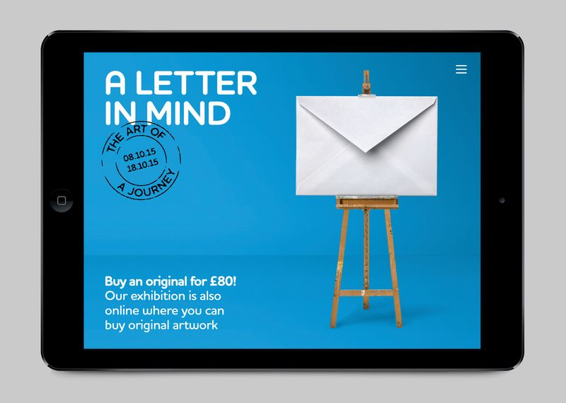 The National Brain Appeal - A Letter in Mind
