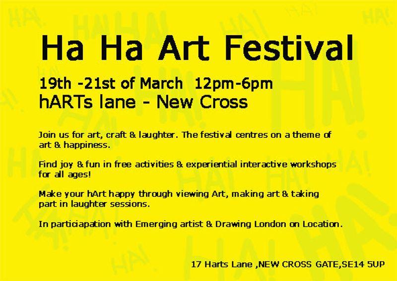 Ha Ha Art Festival
