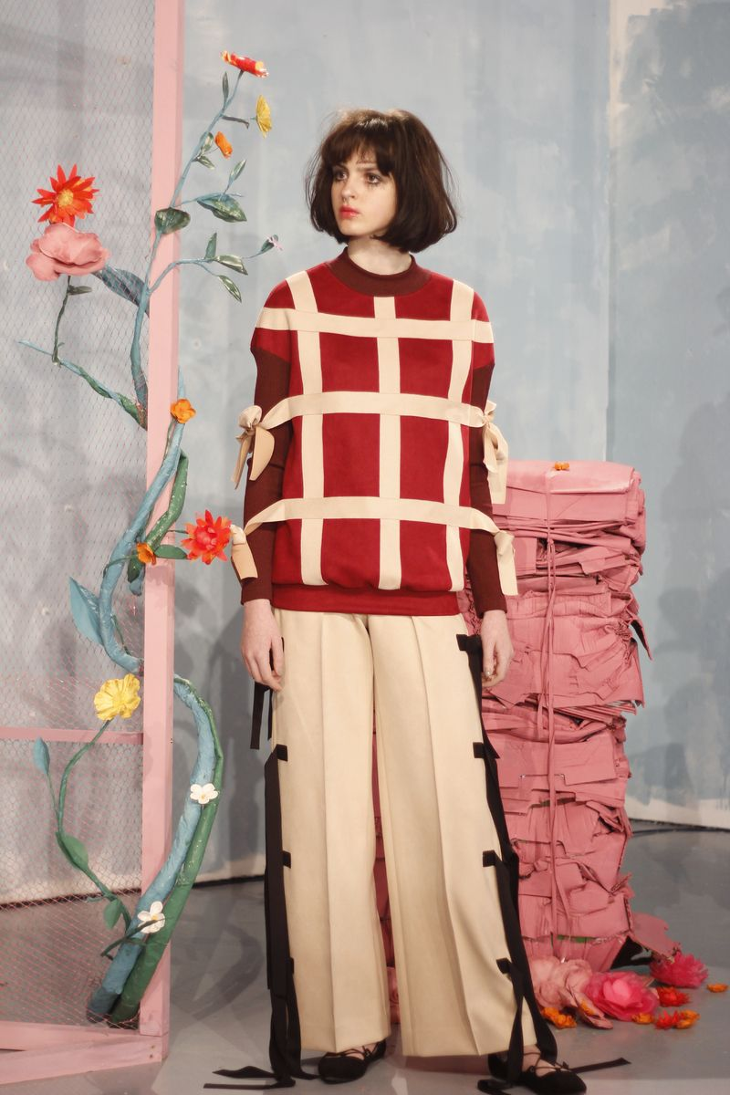 Set Design GY Kimchoe for London Fashion Week
