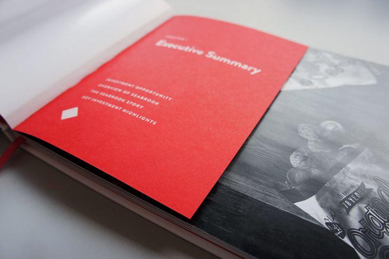 Seabrook Crisps: Publication Design