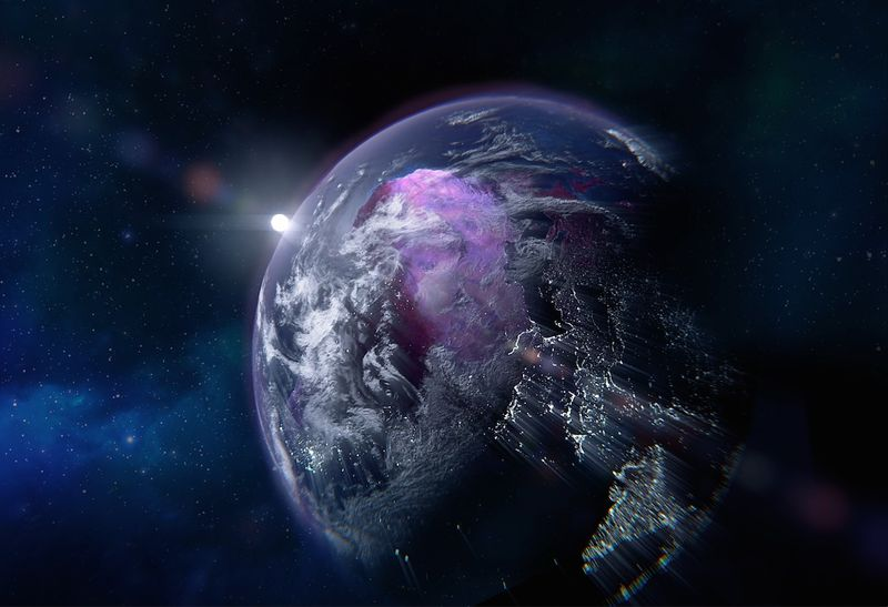 The Pink Planet