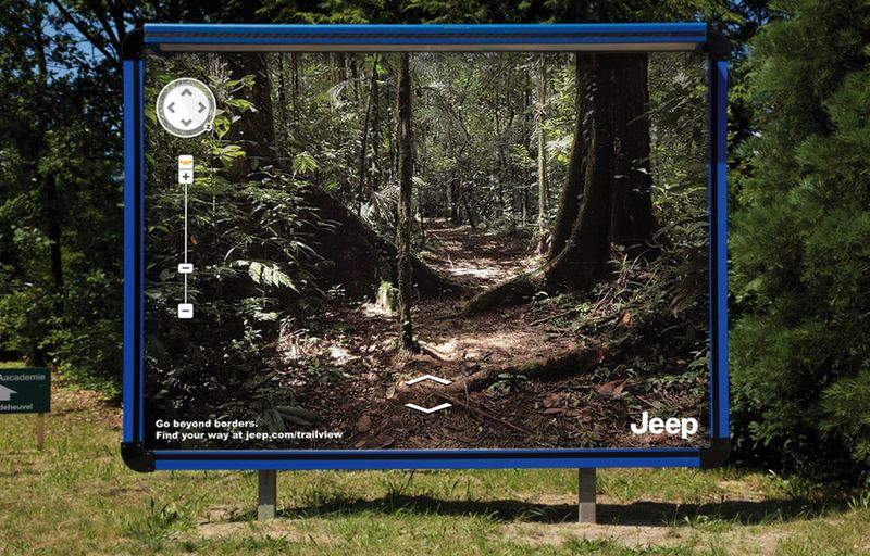 Jeep Trailview