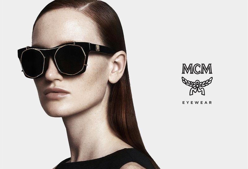 MCM AW15 / Eyewear Campaign