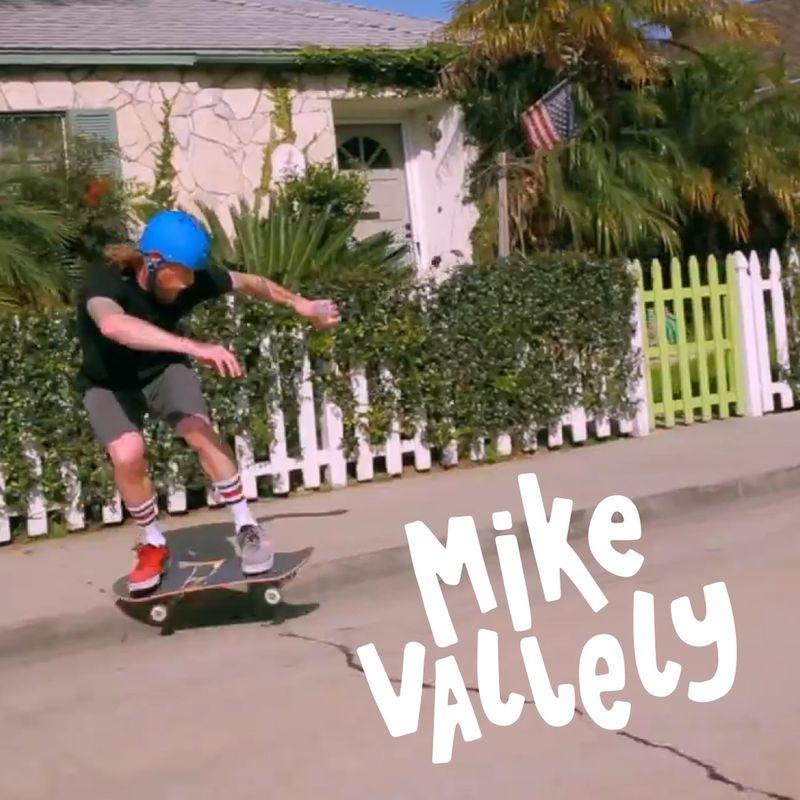 Mike Vallely x Jamie Kirk