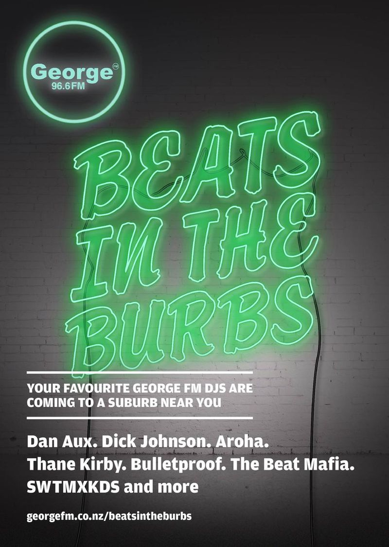 George FM Beats in the Burbs