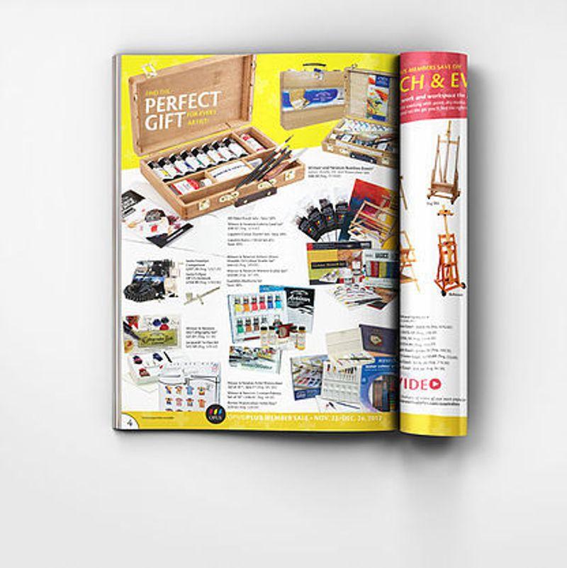 Opus Art Supplies: Design | Print | Web | Retail