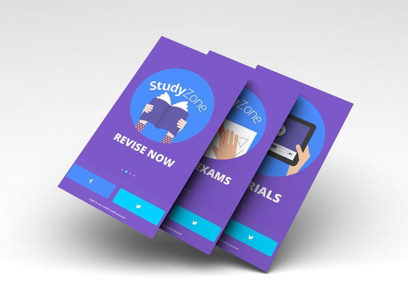 Design: Work-in-progress mobile site