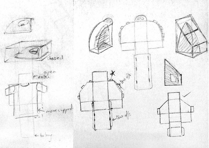 Bajaj - Fold Aide Box