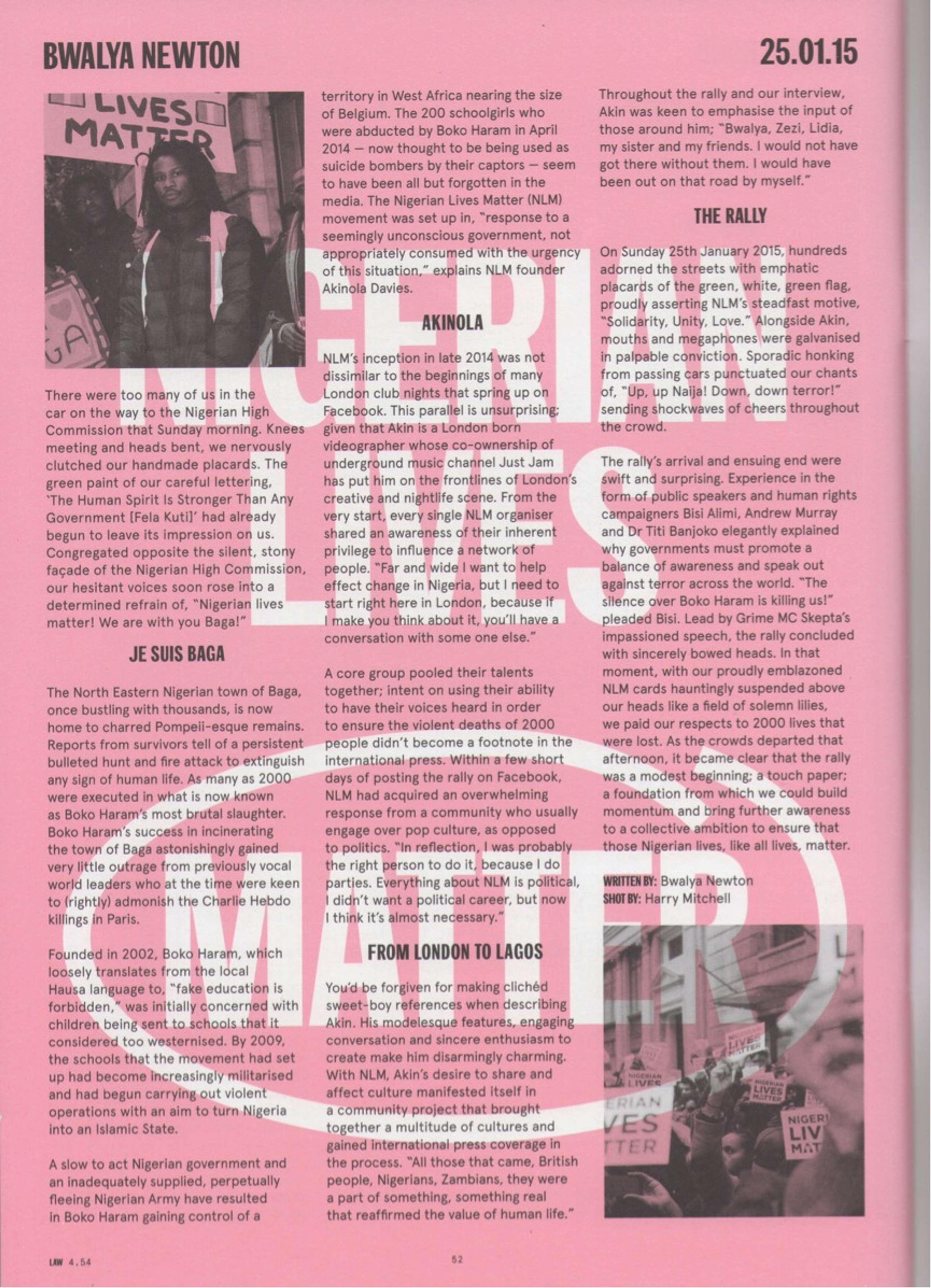 LAW magazine | The Dots