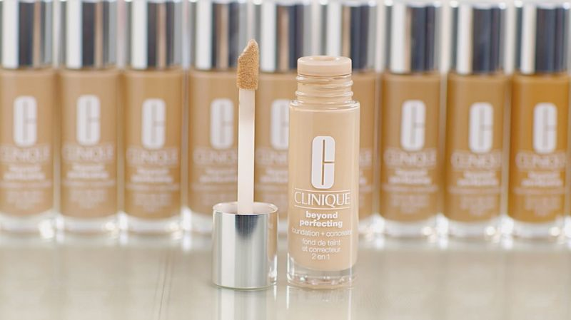 Clinique - 'Beyond Perfecting'