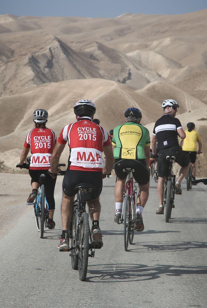 Cycle Palestine