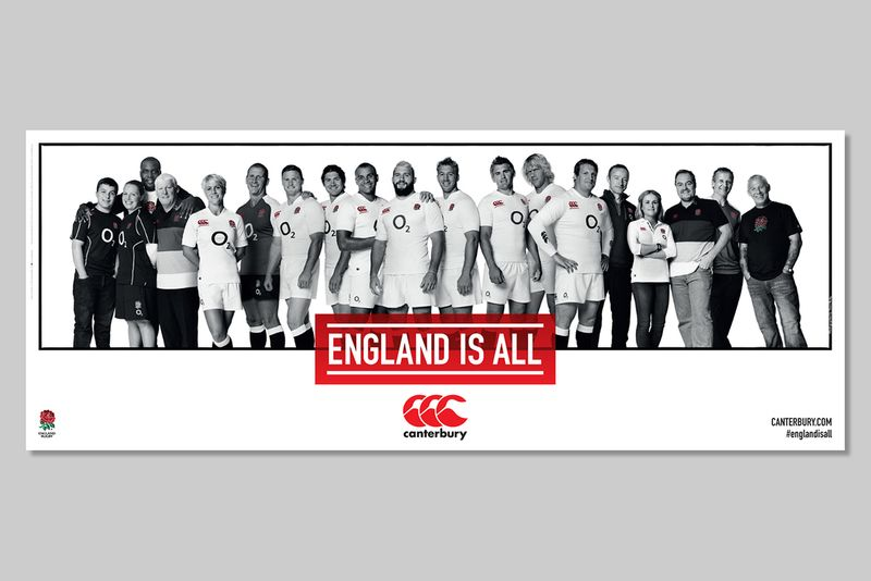 David Bailey & England Rugby