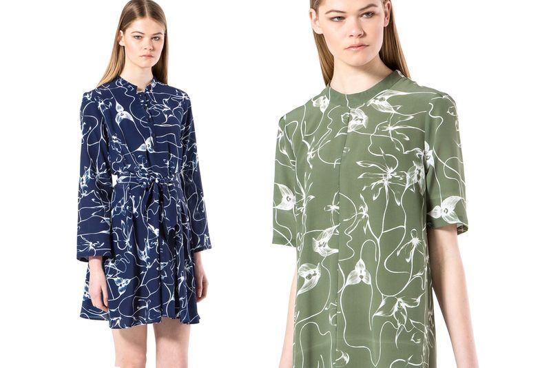 BLAK Textile Print A/W2016