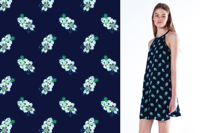 BLAK S/S 15 Textile Prints