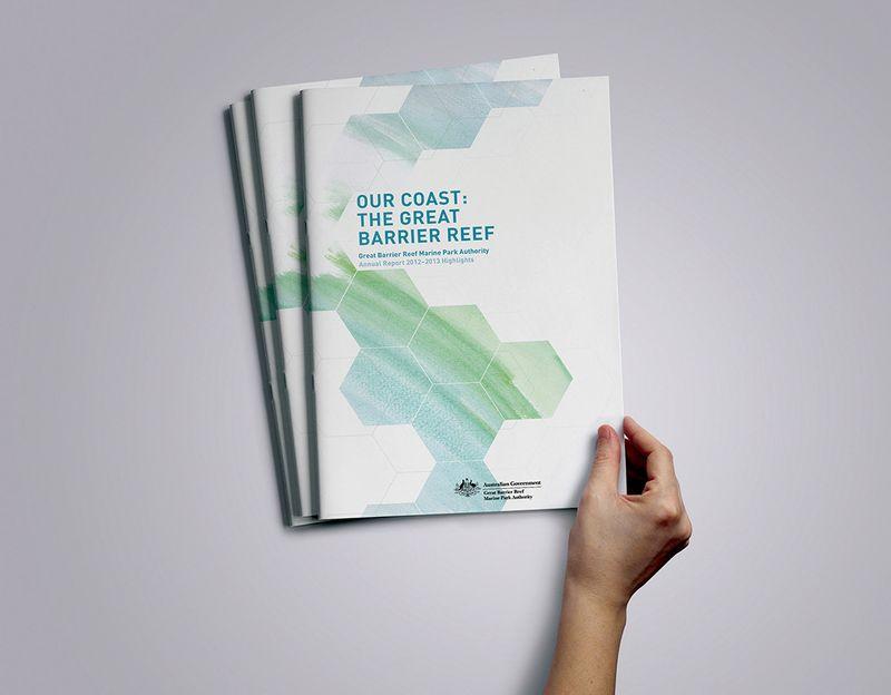 Great Barrrier Reef - Corporate Report