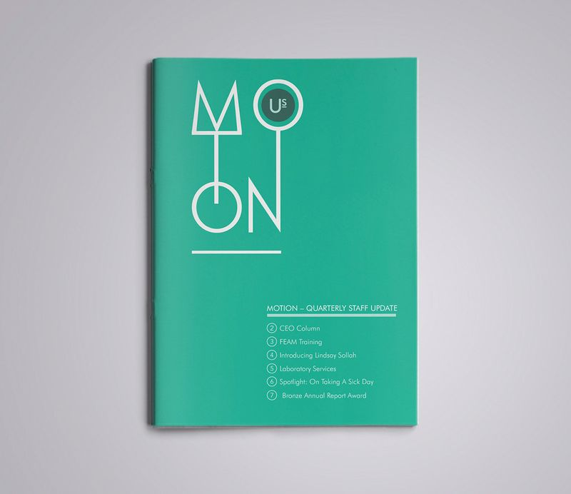 Urban Solutions - Motion Quarterly Staff Update
