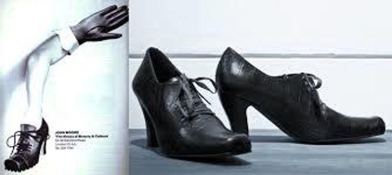 Dazed & Confused - Feature on shoe designer John Moore