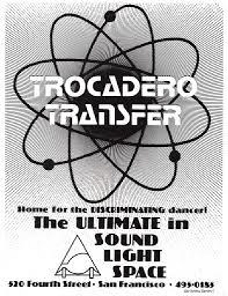 Red Bull Music Academy - San Fransisco's Trocadero Transfer