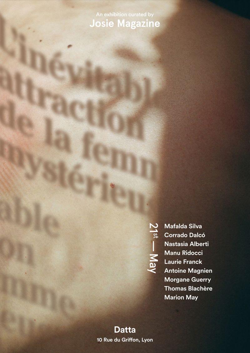 L'inevitable attraction de la femme mysterieuse