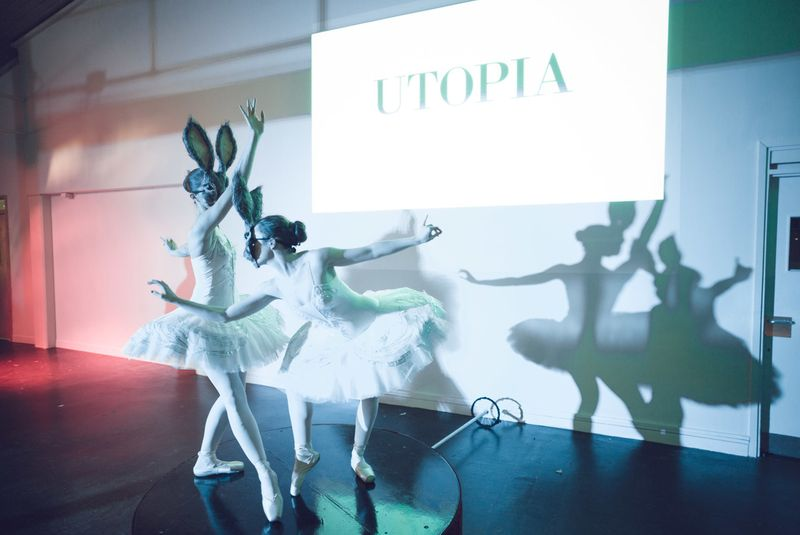 """UTOPIA"" at Arnolfini Gallery"