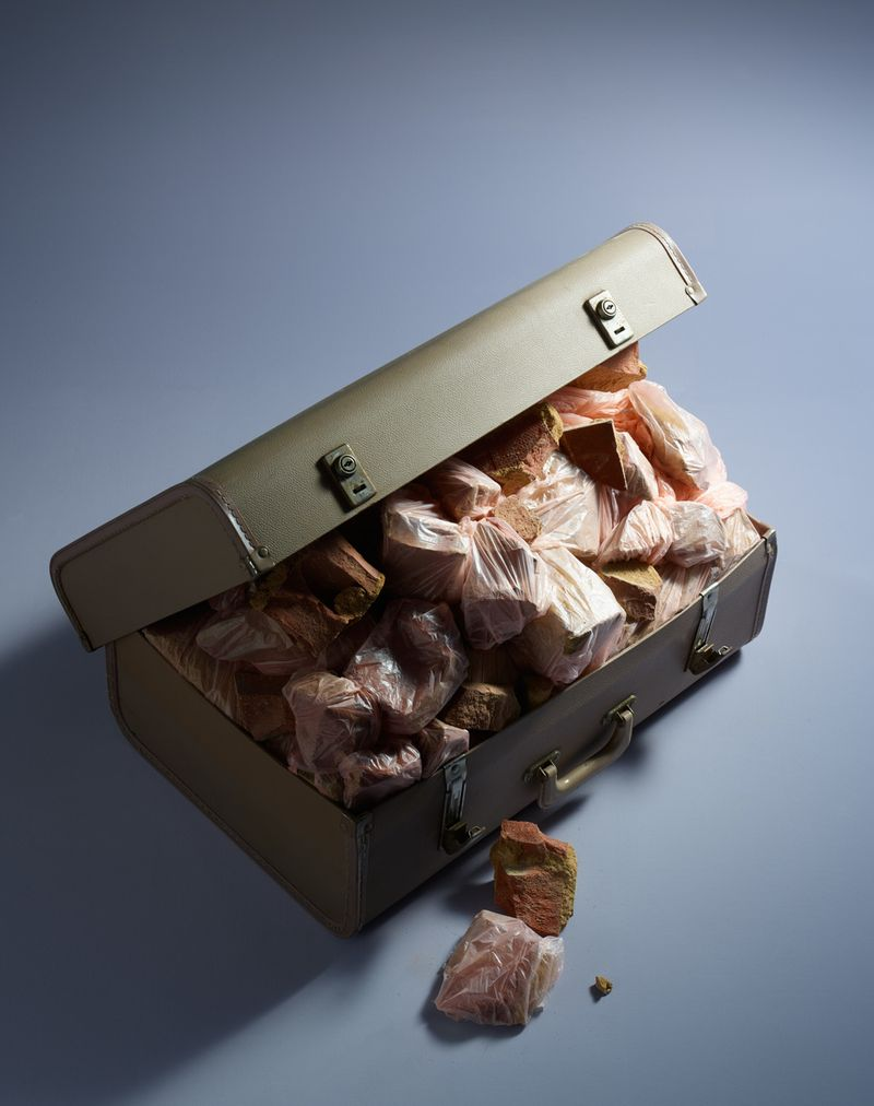 Baggage without boundaries - editorial still-life / cover  for IDEE magazine
