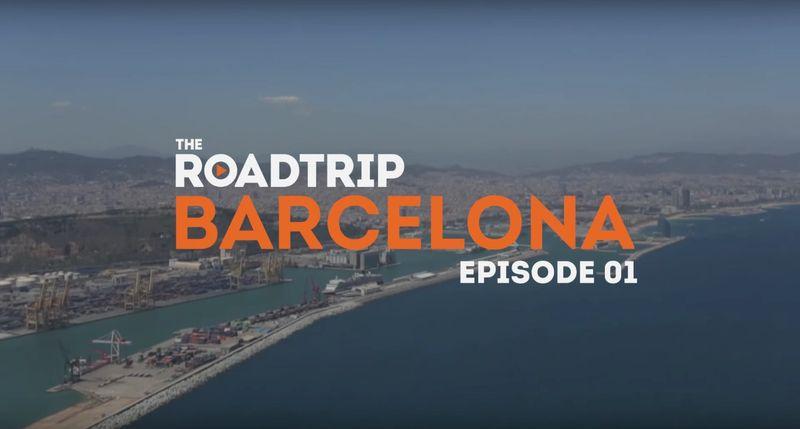 THE ROADTRIP | BARCELONA