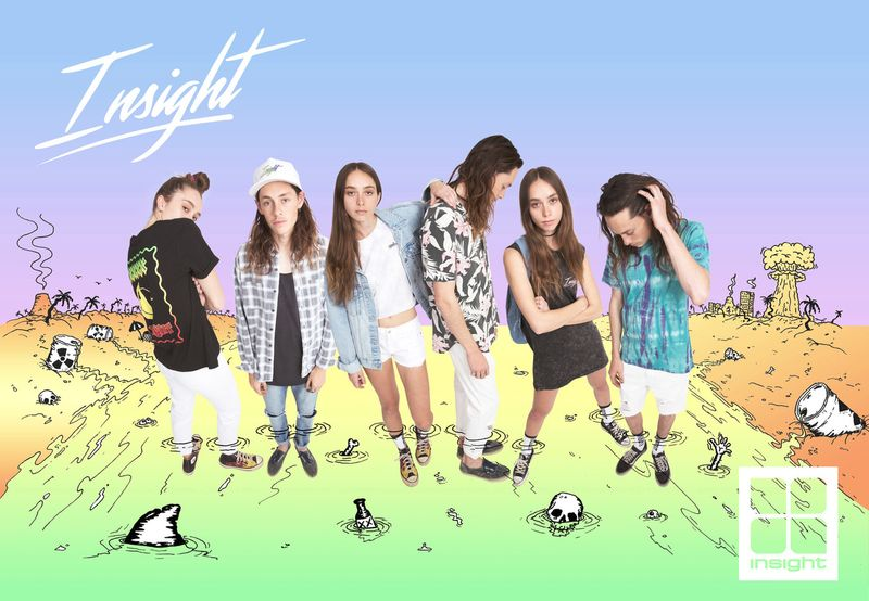 insight summer campaign X general pants
