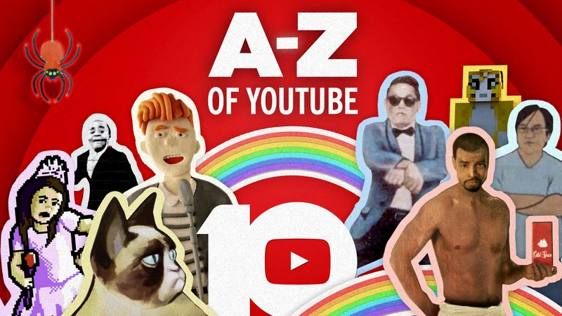A to Z of YouTube