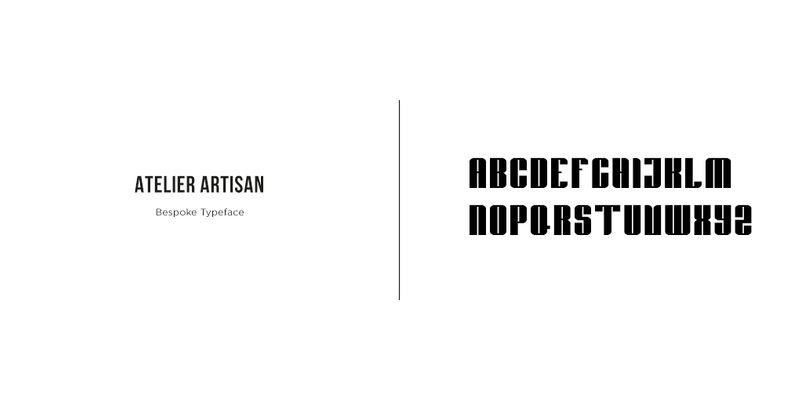 Atelier Artisan Typeface