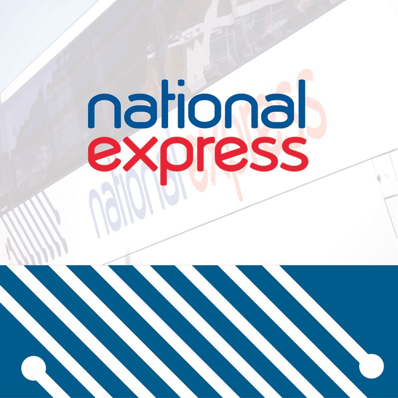 National Express Gatwick Desks
