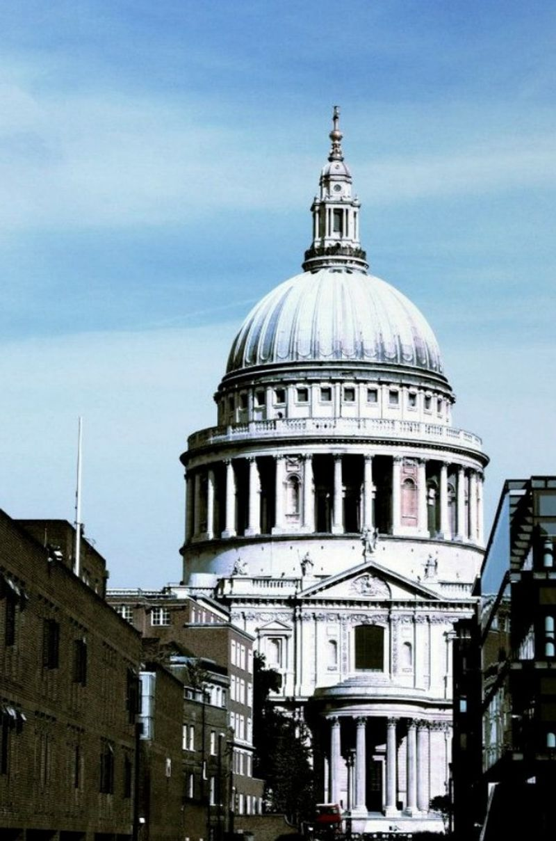 A View to St. Paul's